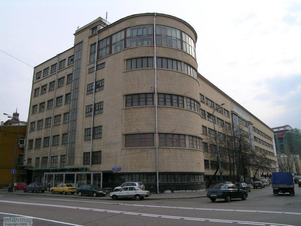 Институт дизайна и технологий на новокузнецкой